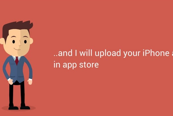 upload iPhone app on AppStore