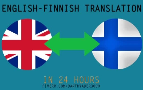 translate 500 words to Finnish in 24h SUPERFAST
