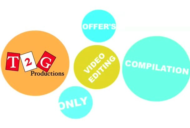 do Professionally Video Editing Video Compilations