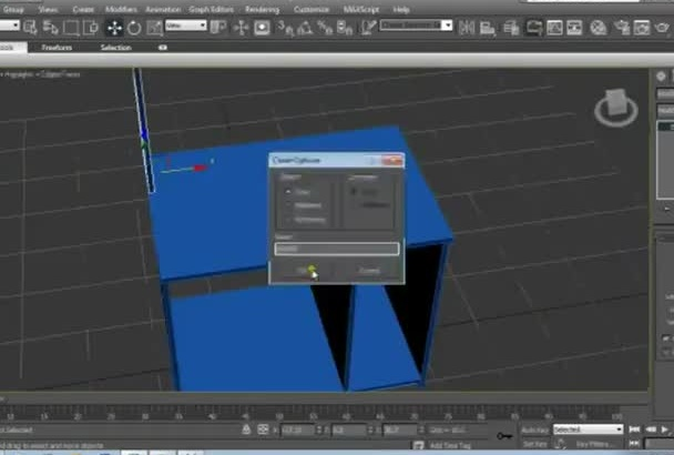 3d Product modeling object using 3Ds Max