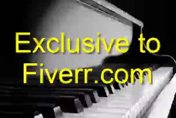 show you How To Play Piano in 20 Video Tutorials