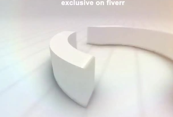 do REVEAL your Logo Video