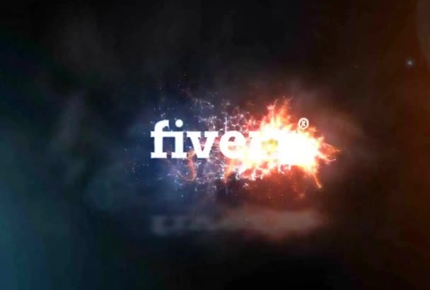set this firestring EFFECT in your logo intro