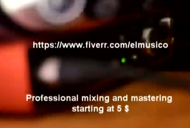 mix your song, up to 10 tracks