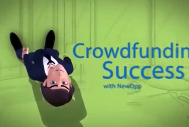 write Crowdfunding Kickstarter Indiegogo campaign pitch