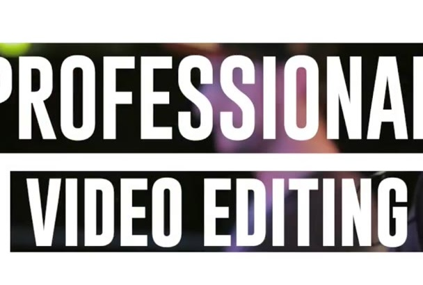 be your ULTIMATE video editor