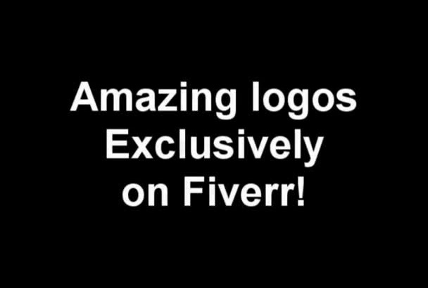 create a UNIQUE Professional Logo in 3 variations