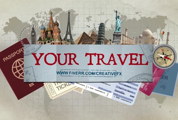 create A PROFESSIONAL 3D Travel Intro