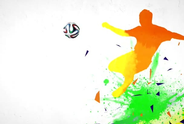 do SOCCER Sport Intro Video