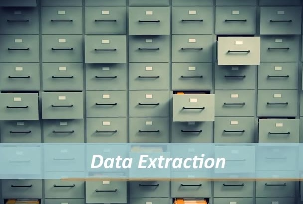 do Data Collection Works like Scraping, Mining, Extraction