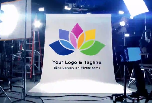 create this AWESOME Studio Logo reveal intro