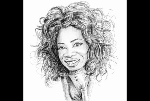 drawing Caricature from your picture