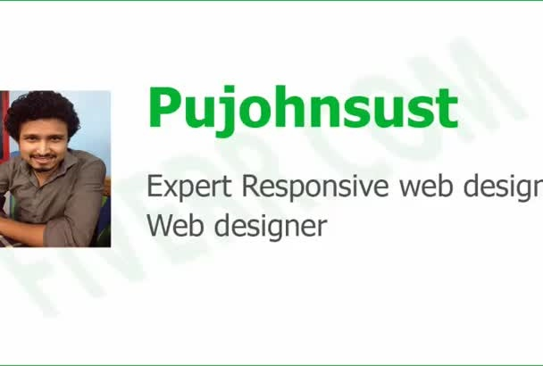responsive web design within 24 hours