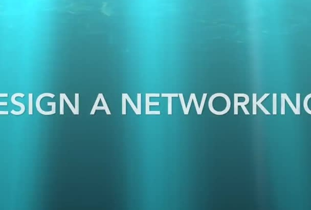 design a network simulation
