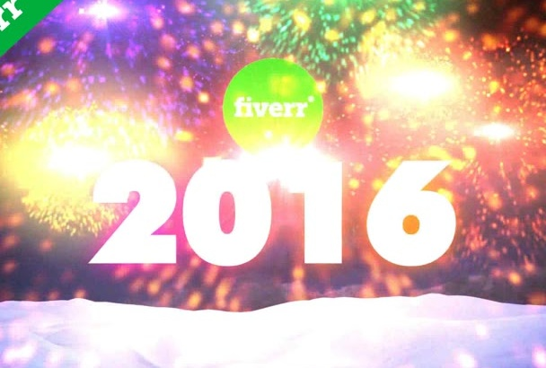 awesome 2016 Happy NewYear COUNTDOWN Video