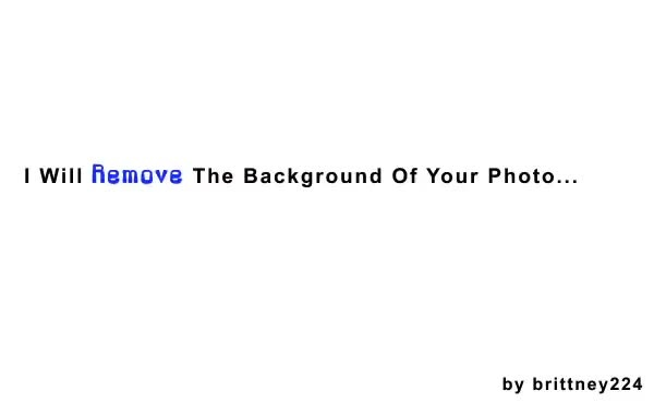 change or remove the background of your photo