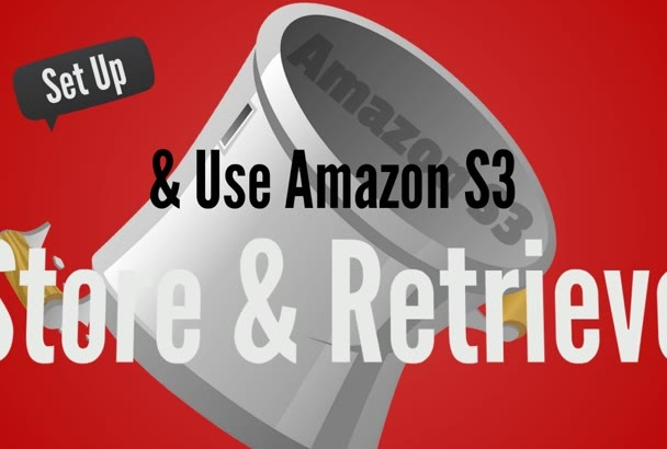 show you How To Master Amazon S3 for Blazing Fast Cheap Hosting and File Storage