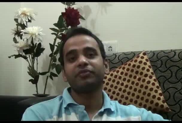 do a natural  testimonial in English,Hindi or Urdu