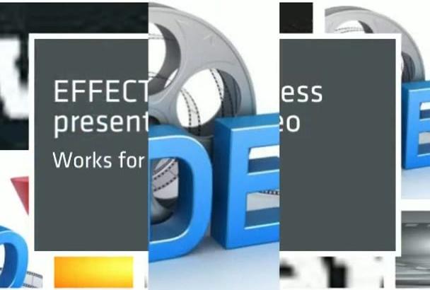create an impressive video presentation introduction