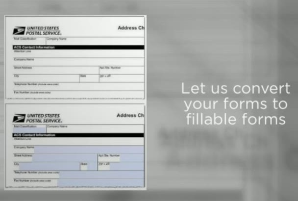 edit a fillable form for you