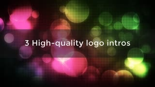 create attractive logo intros and animation