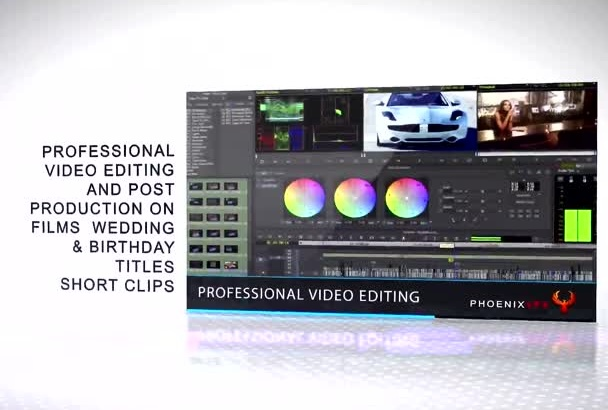 professional Video Editing within 24 hours