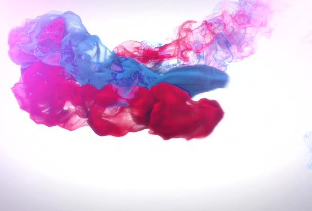 make a professional looking smoke particle intro With Music
