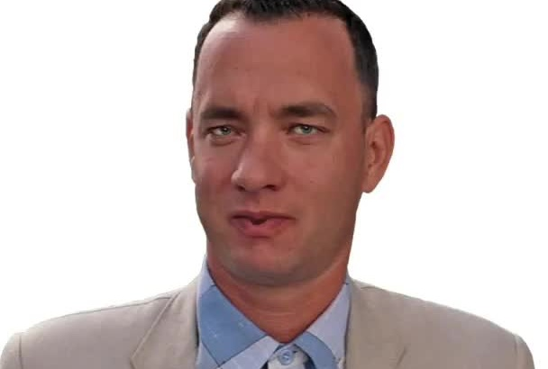 perfectly mimic Forrest Gump in a 3D Animated VIDEO