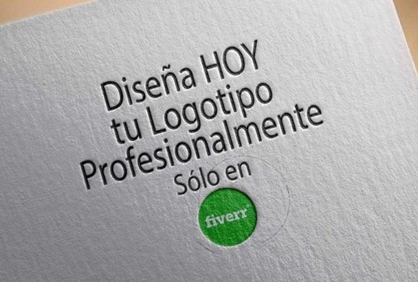 diseñar Logotipo Profesional y Llamativo con Mockup Gratis