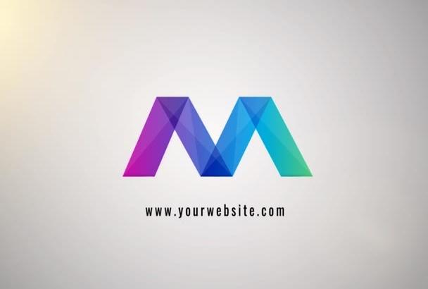 create Amazing Logo Intro 25 animations available