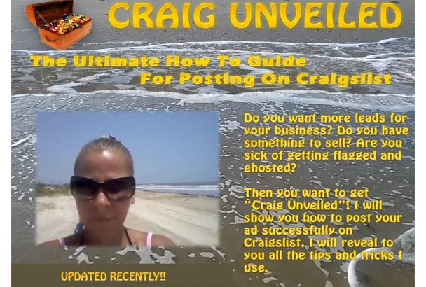 teach you step by step how to post on craigslist
