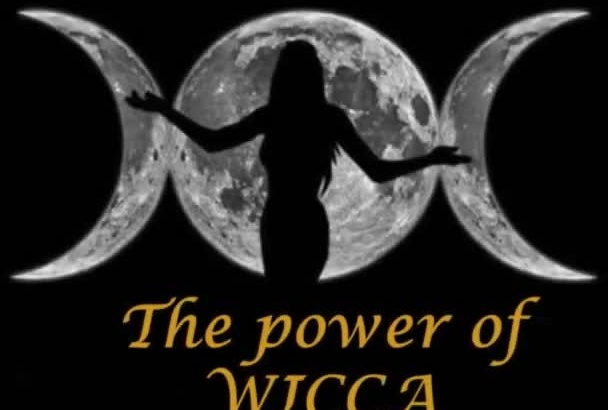 pray using famous Wicca prayer for any wish