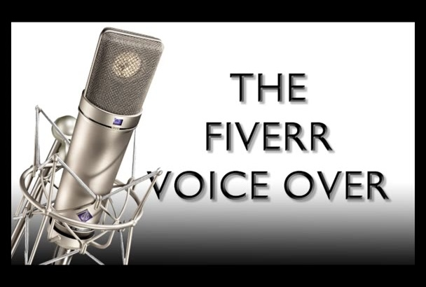 record a professional voiceover in 24 hours