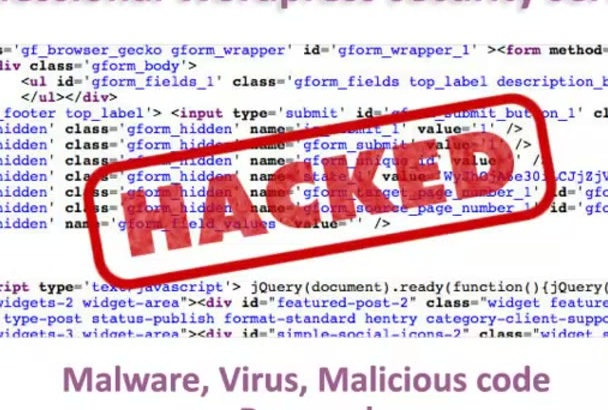 clean and fix your hacked wordpress site