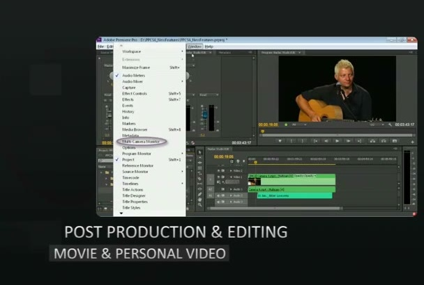 provide Professional Video editing Service in HD