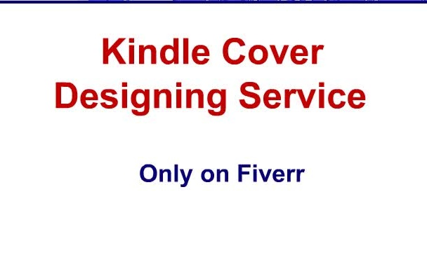 kindle Ebook Cover designed in Professional Quality within 24 hours