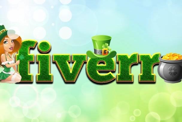 give your Logo a theme of Halloween, Christmas or any seasonal makeover
