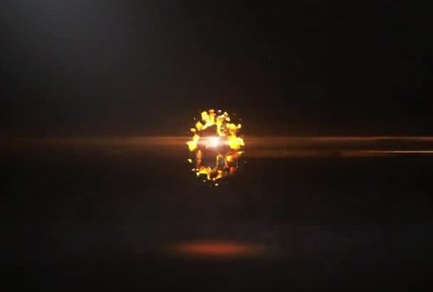 create 2 amazing intro animation