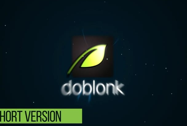 create a Logo Intro Animation with many choices