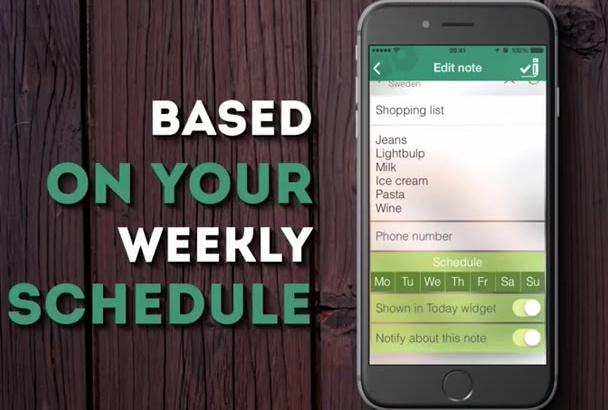 produce a custom mobile app explainer video