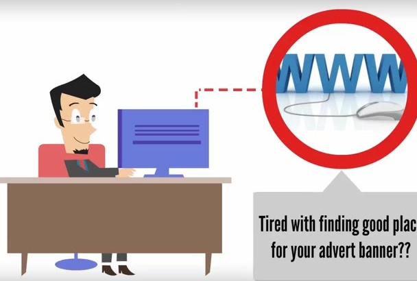 place your advert on my website with 500,000 visitors for 30 days