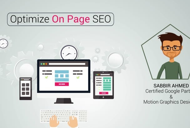 do in depth On Page SEO Optimization
