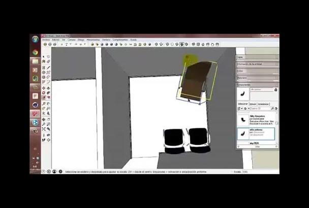 hacer tu proyecto en 3D con BIM cantidades y Rendering