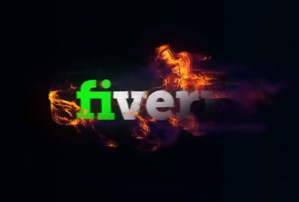 create This Amazing Fire Explosion Intro With Your Logo