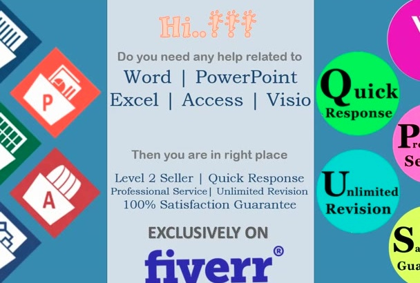 do anything related to Microsoft Office