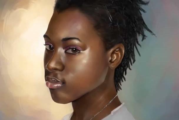 draw any portrait you desire