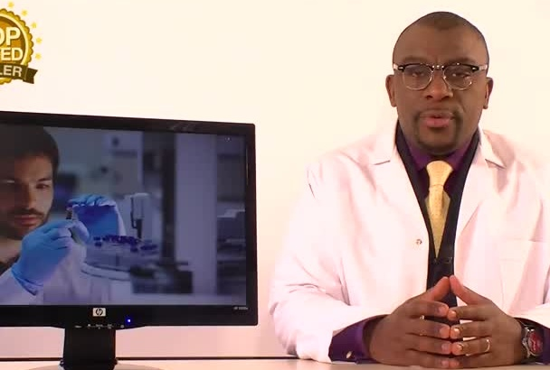 do a video as a stern professor