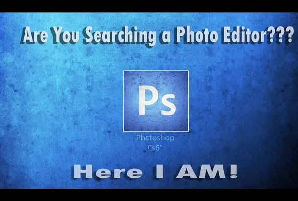 photoshop anything in 24 hrs