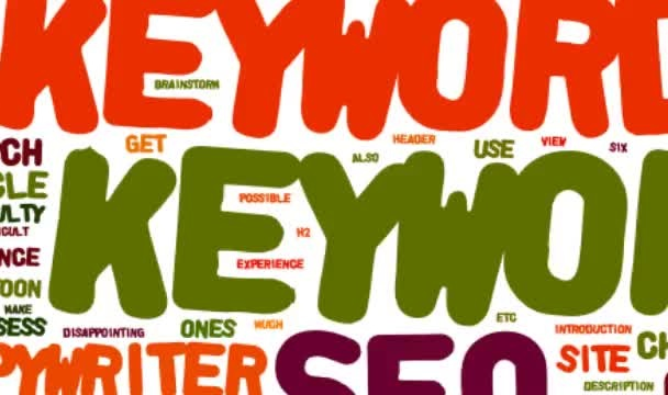 do the indepth SEO keyword research for your niche