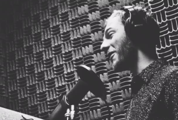 do a professional voiceover in under 24 hours